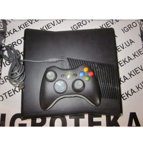 XBOX 360 Slim LT 3.0 Freeboot + игры 250gb